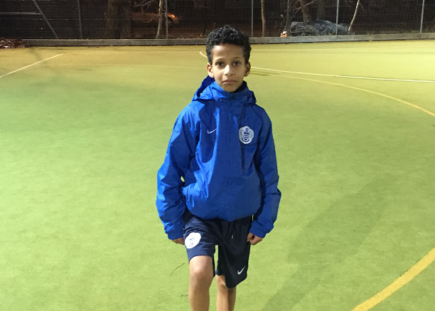 100% soccer school youngster signs for QPR